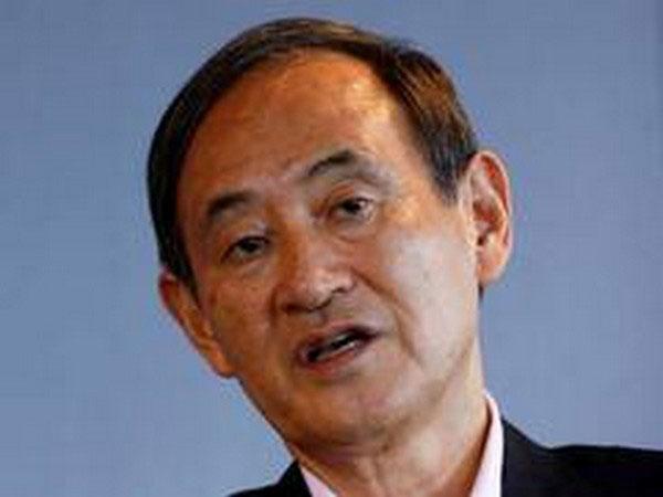 Suga calls for free trade area in Asia-Pacific
