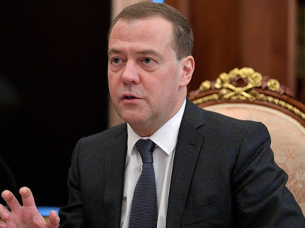 Russia will cope with new challenges but some steps will have to be adjusted - Medvedev