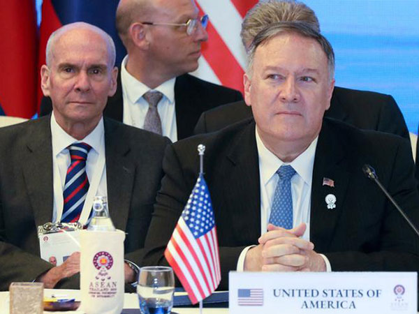 Alleged Threat to Former US Envoy to Ukraine Will Be Investigated - Pompeo