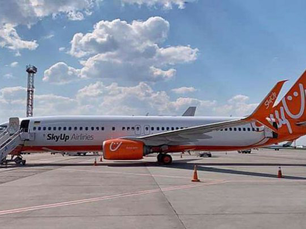 Ukraine's SkyUp plans to launch flights to Sri Lanka from October