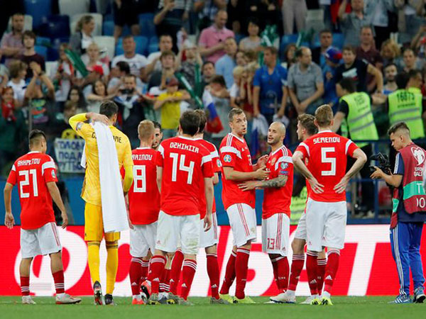 Russia's national football team to play friendly game against Poland on June 2
