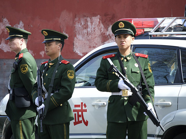 Chinese police bust online groups trading personal data