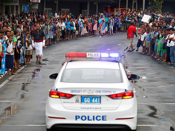 Fiji police to receive counselling to improve service