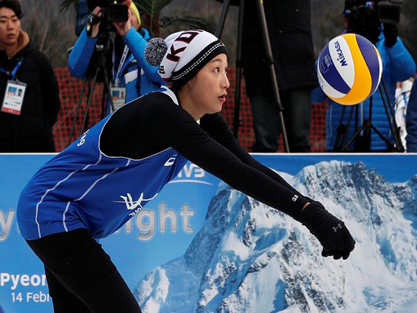 Nat'l volleyball captain Kim Yeon-koung taking Olympic postponement in stride