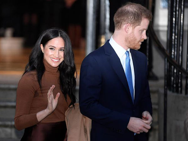 Prince Harry and Meghan Markle Will No Longer Use Titles of 'His And Her Royal Highness' - Palace
