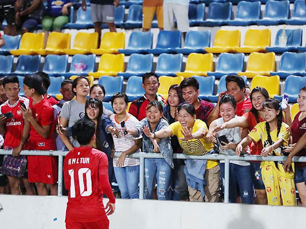 Myanmar women to take on Vietnam for group lead in AFF Championship