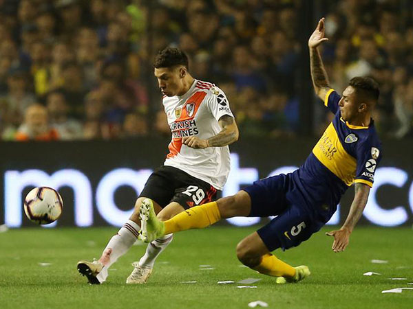 Real Betis, Valencia in pursuit of River Plate defender Montiel