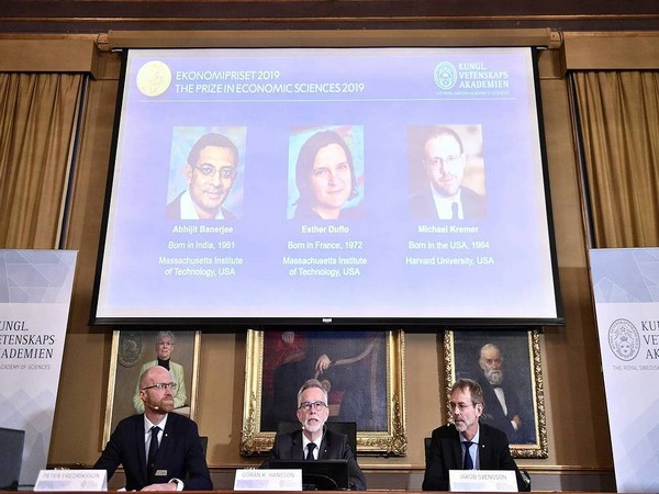Prize in Economic Sciences awarded for research to alleviate global poverty