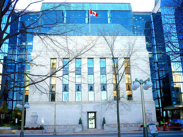 Bank of Canada keeps interest rate at 0.25 pct