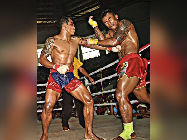 Gloving up for Myanmar's First MMA Tournament
