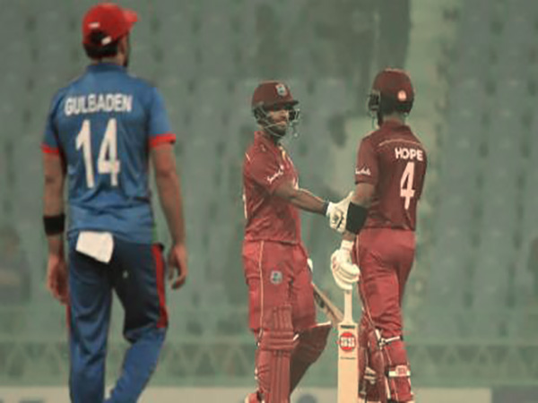 West Indies Takes 1-0 Lead Over Afghanistan in First ODI Match