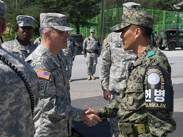 USFK reports another virus case, total at 15
