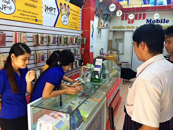 Growing mobile penetration gives Myanmar fintech a big boost
