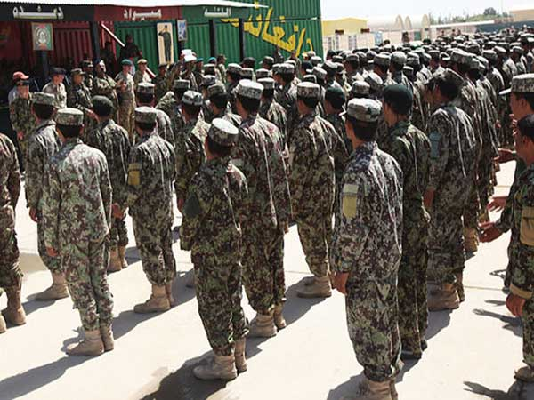 50 regional army officers deployed in N. Afghanistan