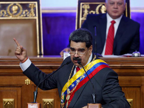 Maduro Says He Controls Venezuela, Ready for Direct Negotiations With US