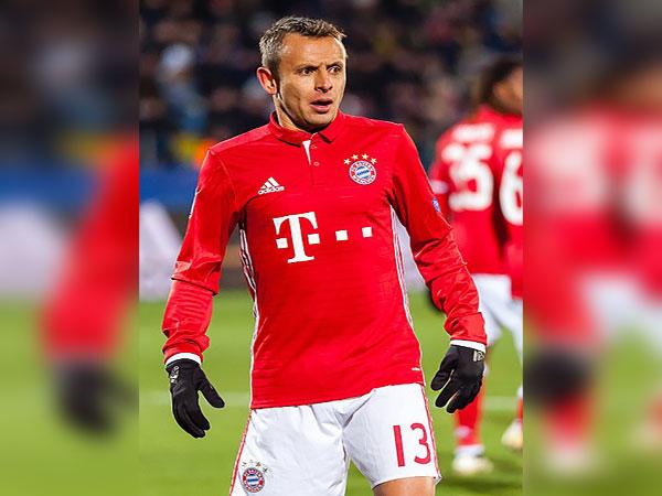 Ex-Bayern Munich defender Rafinha seeking Coritiba swan song