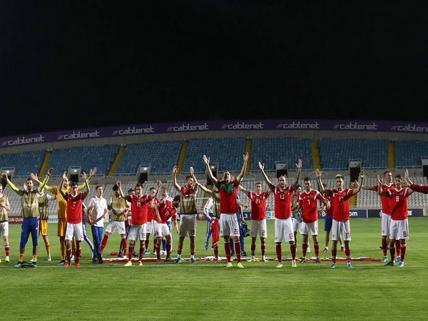 Russia hammers Cyprus 5-0 to qualify for 2020 UEFA Euro 2020