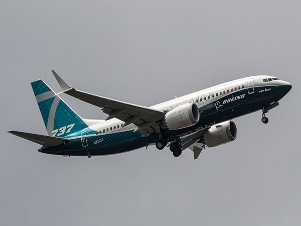 U.S. authorities start recertification flights for Boeing 737 MAX