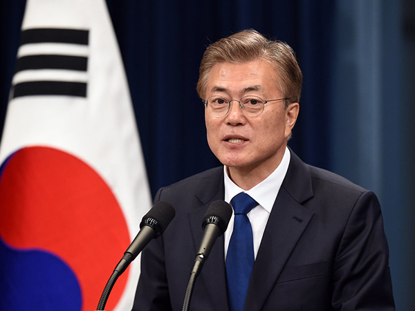 S. Korean president's approval rating rebounds to 50 pct: poll