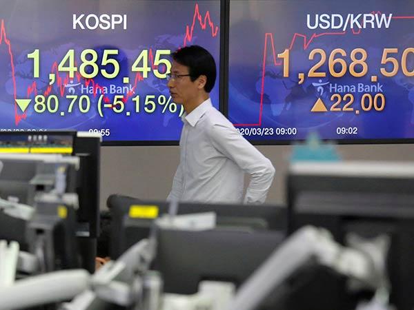 Seoul stocks extend winning streak to 3rd session on U.S. stimulus hopes