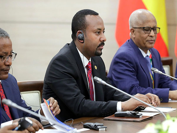 Ethiopian PM criticized by Nobel committee