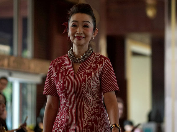 Ambassadors' wives don 'kebaya' to celebrate Indonesia's Independence Day