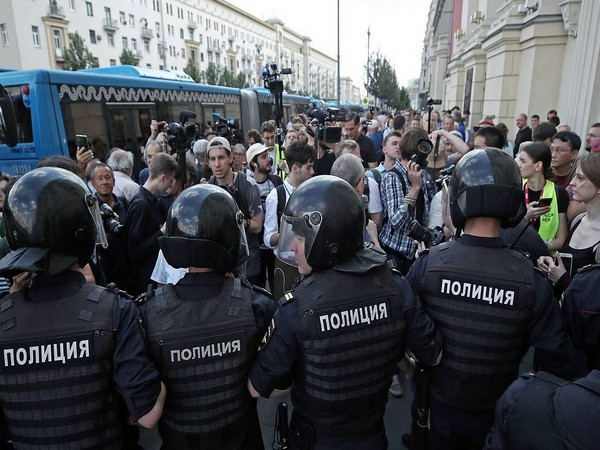 Four more protesters detained after July rally in Moscow
