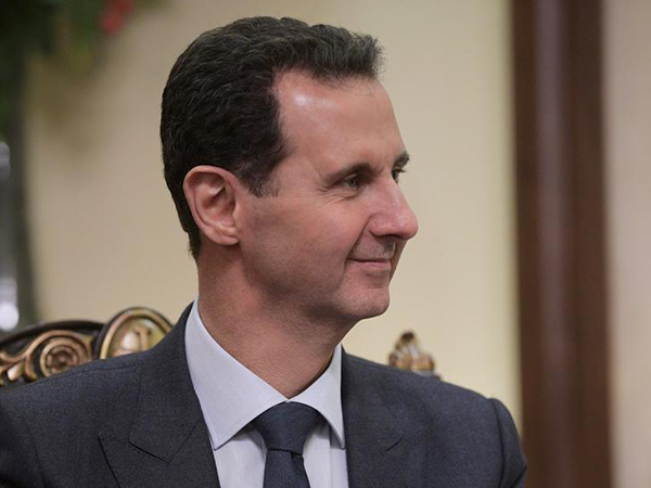 Assad highlights production, investment, anti-corruption as 4th term as Syrian president begins