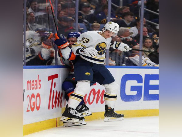 Miller puts Sabres back into win column with OT victory over Oilers