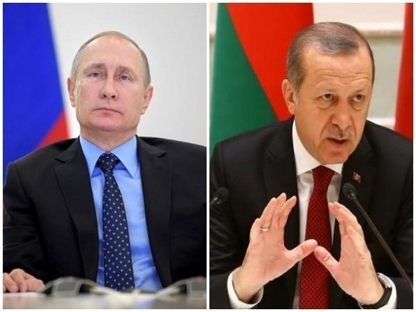 Putin, Erdogan discuss int'l cooperation, bilateral ties in Sochi
