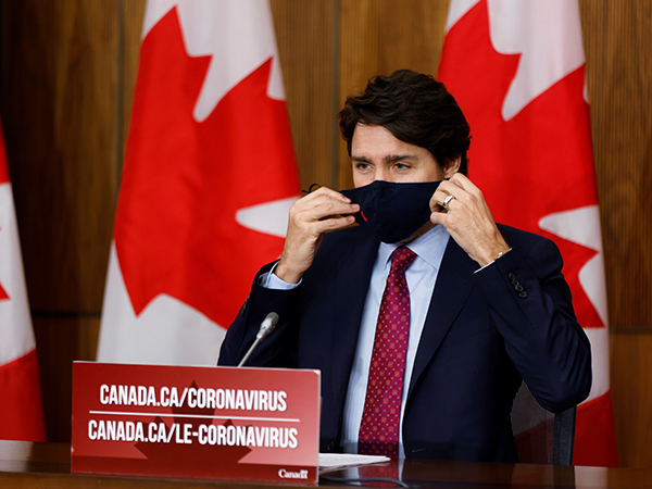 Canadian PM voices frustration with slow pace of COVID-19 vaccine rollout