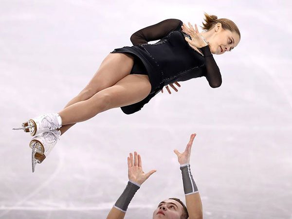 Russian figure skater Koshevaya slapped with 2-year ban over doping abuse