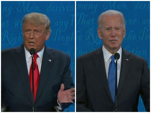 Trump, Biden camps hit key states as polls near