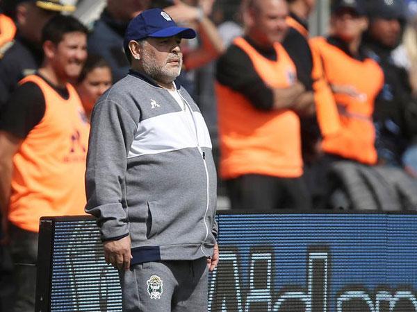 Maradona says he turned down offer to coach Venezuela