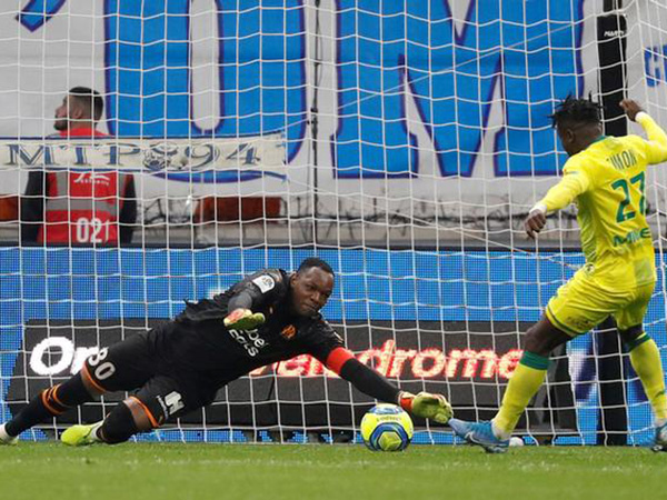 Marseille lose to Nantes, Lille move up to third place