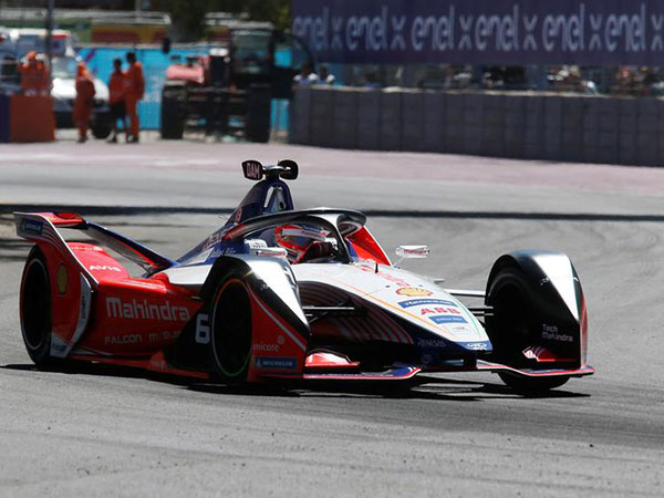 Maximilian Günther claims Santiago ePrix to become youngest Formula E winner in history