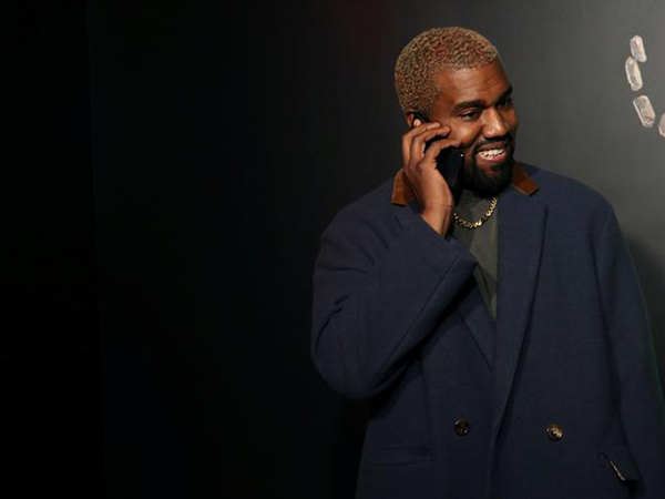 Kanye West returns to Twitter for 'Jesus Is King' announcement
