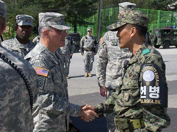 6 more USFK-affiliated Americans test positive for coronavirus""