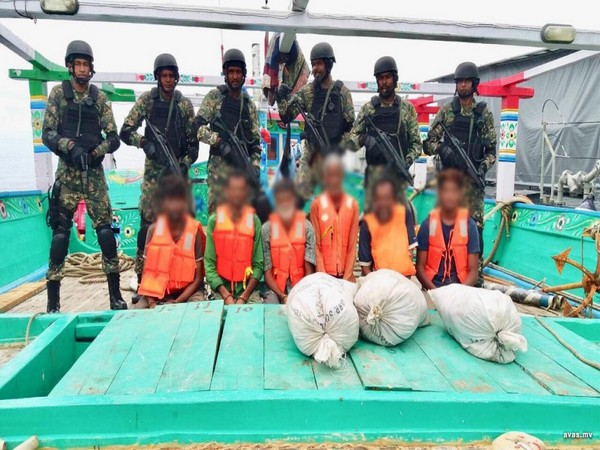 Foreign boat drug bust: 13 people arrested