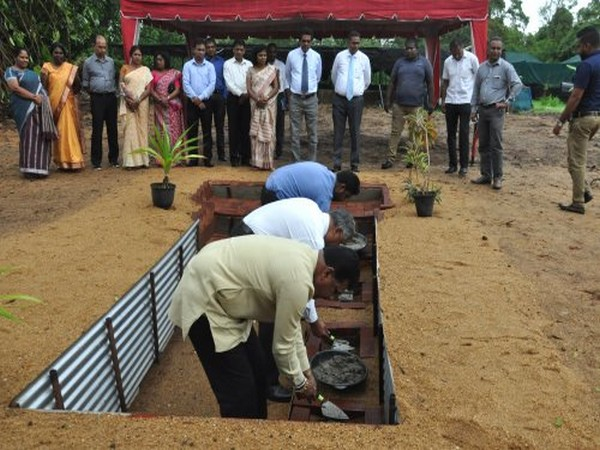 Foundation laid for Marine Aquatic Research Center