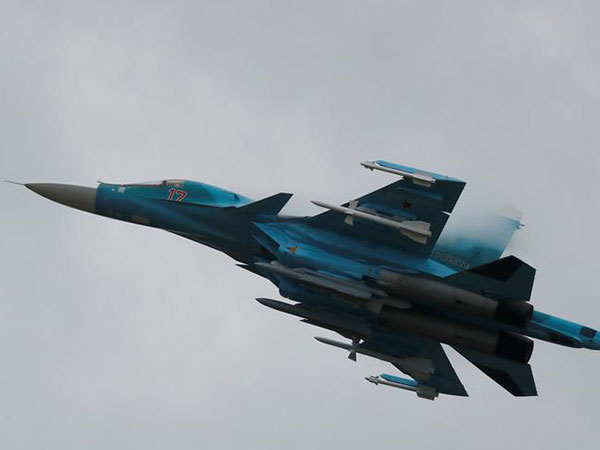 Russia receives first applications for Su-34 deliveries from foreign customers