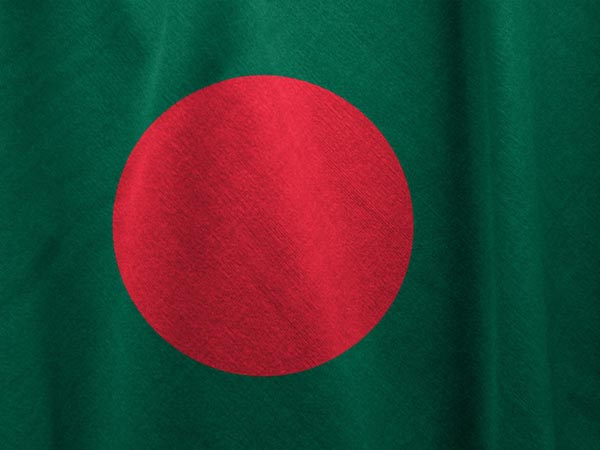 Madaripur town protection embankment collapses due to Arial Khan River erosion