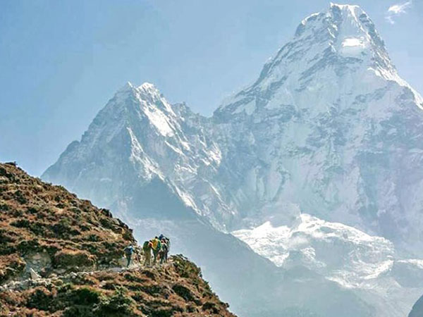 Season's first summit on Ama Dablam as route opens