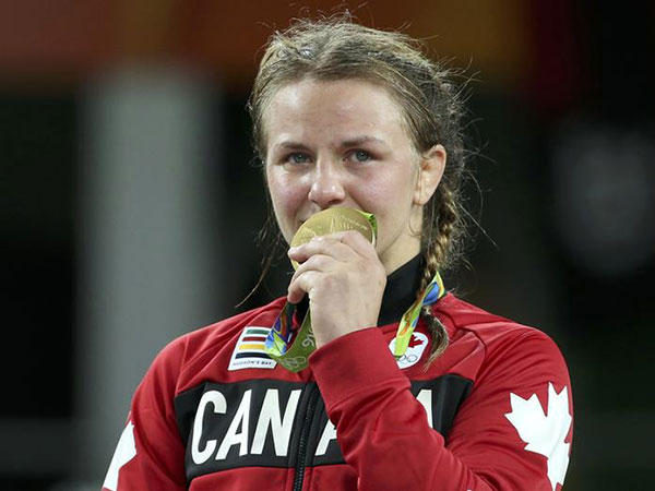 Erica Wiebe remains in Olympic hunt with victory at Canadian wrestling trials
