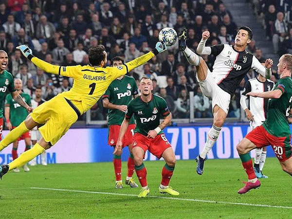 Lokomotiv loses 1:2 to Juventus in UEFA Champions League group stage match
