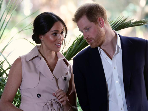 Prince Harry Snubbed Royal Aides' Advice Against Suing Daily Mail Over Meghan Markle Letter - Report