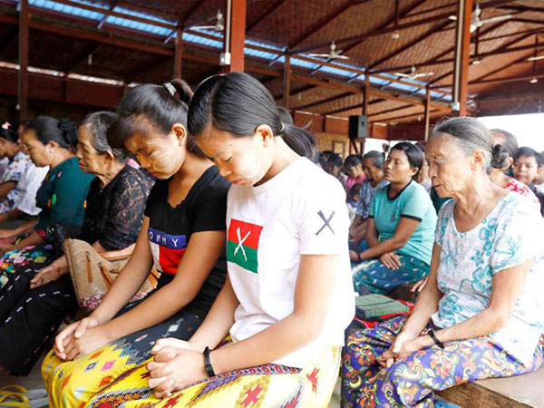 Myanmar slumps 31 spots to 150th on women, peace, security index
