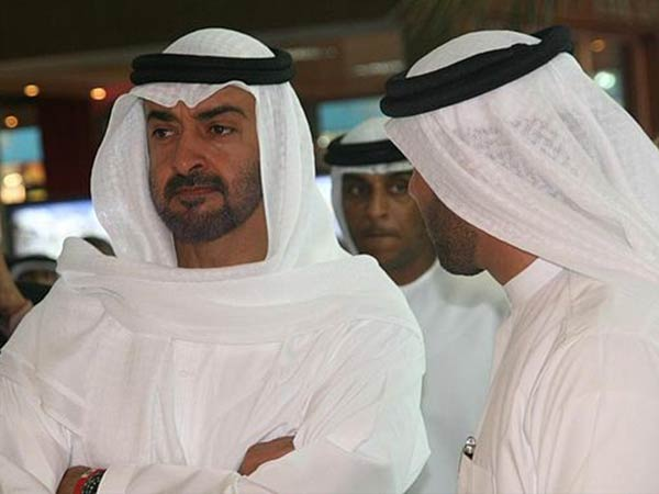 Sheikh Mohamed bin Zayed comforts doctor whose husband died on Covid-19 front line in UAE