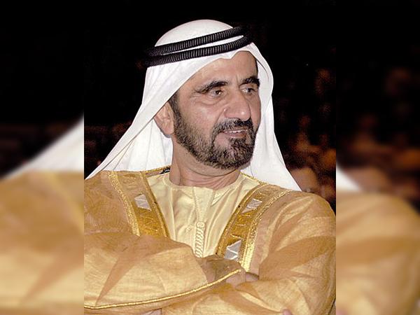 UAE: Sheikh Mohammed attends camel race