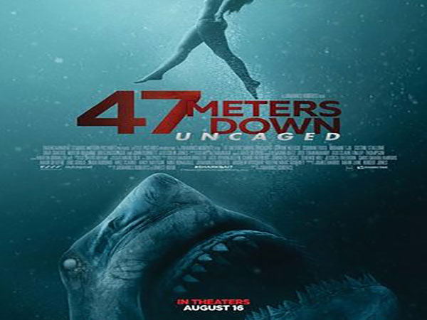 '47 Meters Down: Uncaged': Not your average shark week